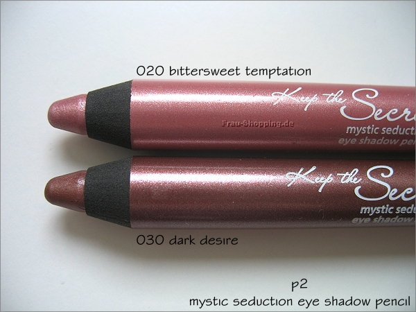 p2 Keep the Secret eye shadow pencil