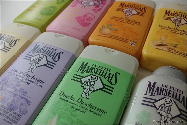 Noch mehr Duschgel von Le Petit Marseillais