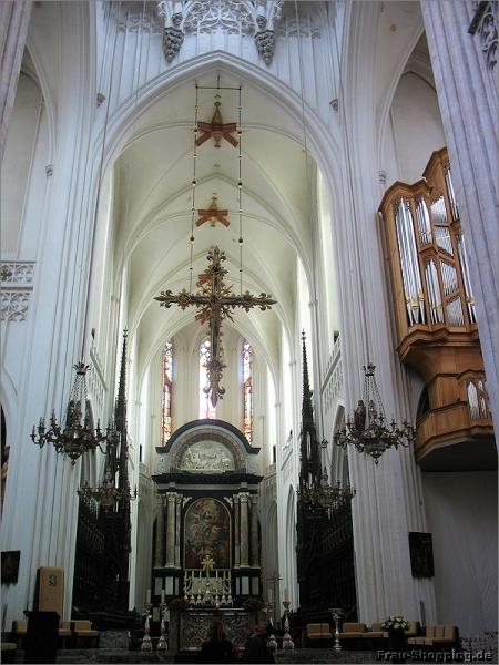 Liebfrauenkathedrale in Antwerpen