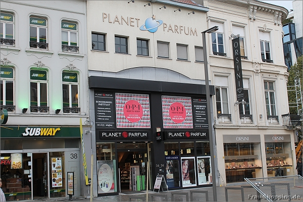 Planet Parfum in Antwerpen