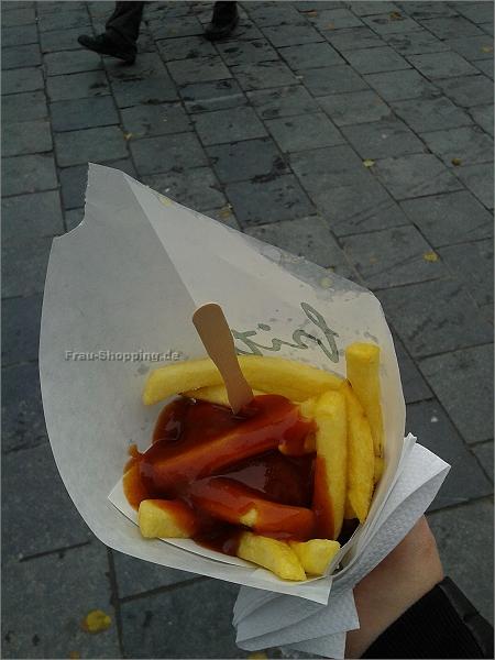 Pommes von Fritkot Max in Antwerpen