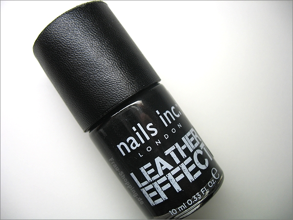 nails inc. Leather Effect Nagellack