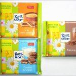 Ritter Sport Frühlingssorten: à la Crema Catalana, Cookies & Cream und Kakaosplitter