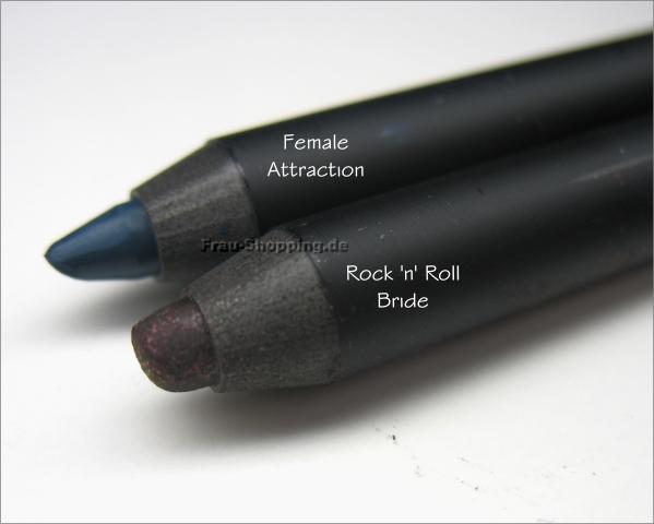 Die neuen Zoeva Graphic Eyes Plus Liner - Schon von mir benutzt :D