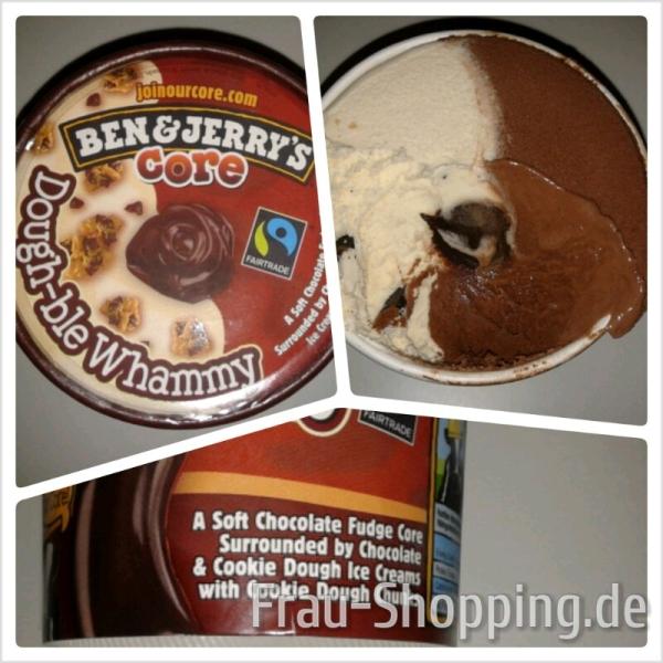 Ben & Jerrys Dough-ble Whammy