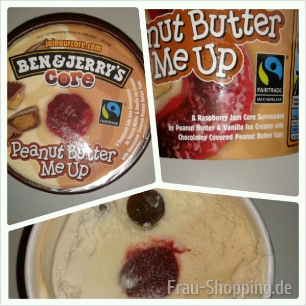 Ben & Jerrys Core Peanut Butter Me Up
