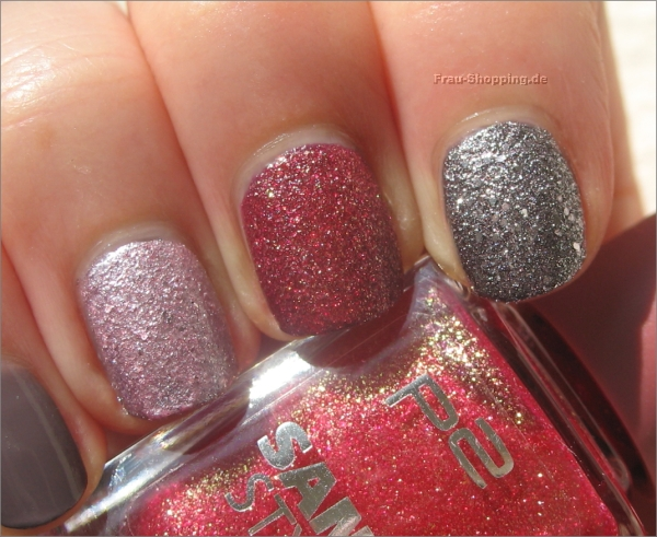 p2 Sand Style Lacke Swatch