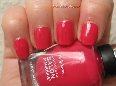 Sally Hansen Tickle me Pink
