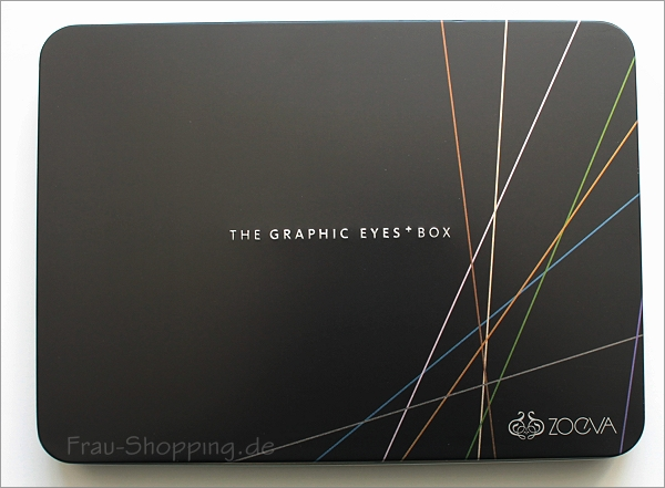 Zoeva Graphic Eyes+ Box