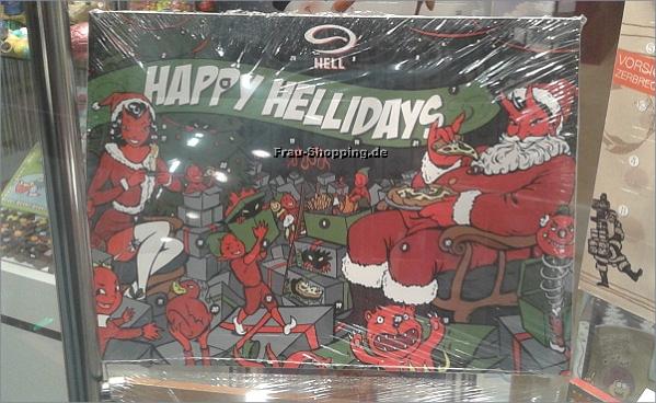 ISM 2013 - Weihnachtskalender Hellidays