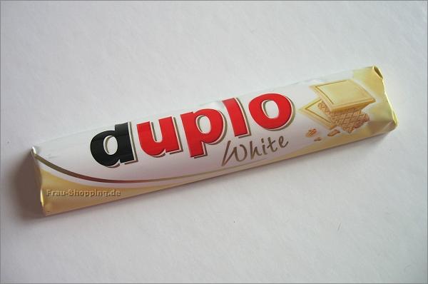 duplo White mit Weißer Schokolade