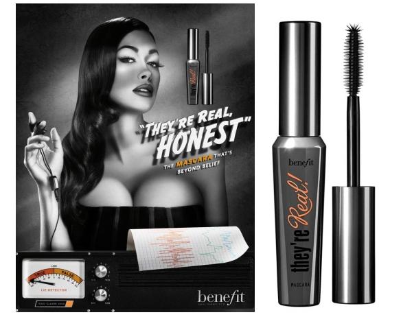 Gratis Benefit Mascara bei Parfümerie Pieper