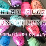 China Glaze Sunsational Sommer-Kollektion 2013