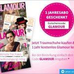 mirapodo: Gratis Jahresabo der Glamour