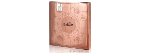 Babor Adventskalender 2013