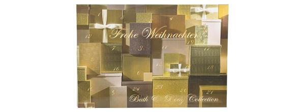 Bath & Body Collection Adventskalender 2013
