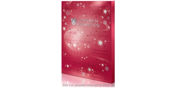 Janssen Adventskalender 2013