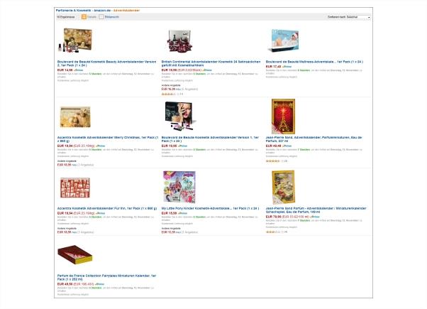 Amazon Adventskalender 2013