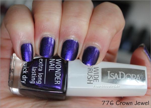Isadora Crown Jewel Swatch