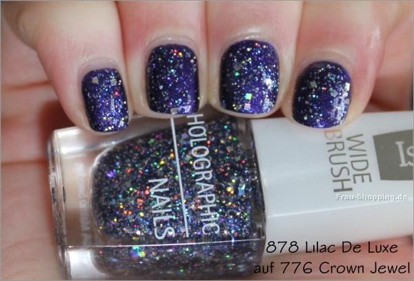 Isadora Lilac de Luxe Swatch