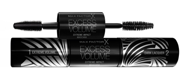 Max Factor Volume Excess Mascara Pressebild