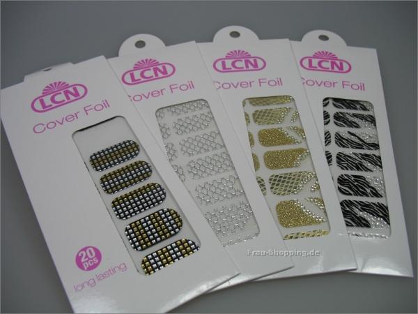 LCN Cover Foil