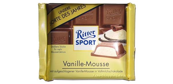Ritter Sport Vanille-Mousse