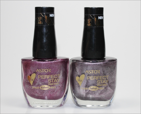 Astor Perfect Stay Nagellacke