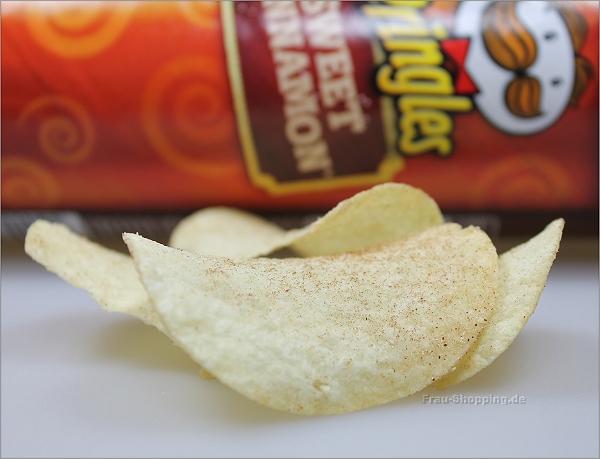 Pringles Sweet Cinnamon