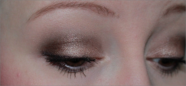 AMU mit der Smashbox Full Exposure Palette