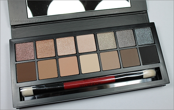 Smashbox Full Exposure Palette geöffnet