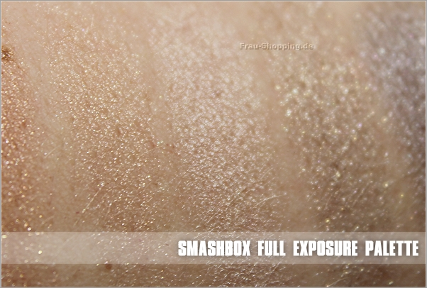 Smashbox Full Exposure Palette Swatch