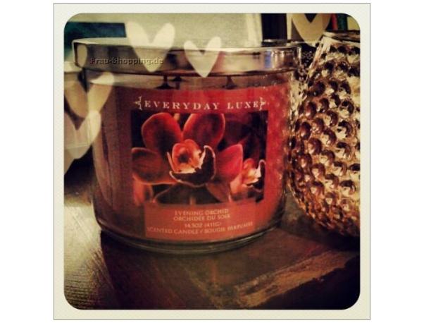Kerze von TK Maxx