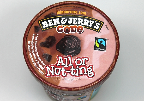 Ben & Jerry's All or Nut-ting