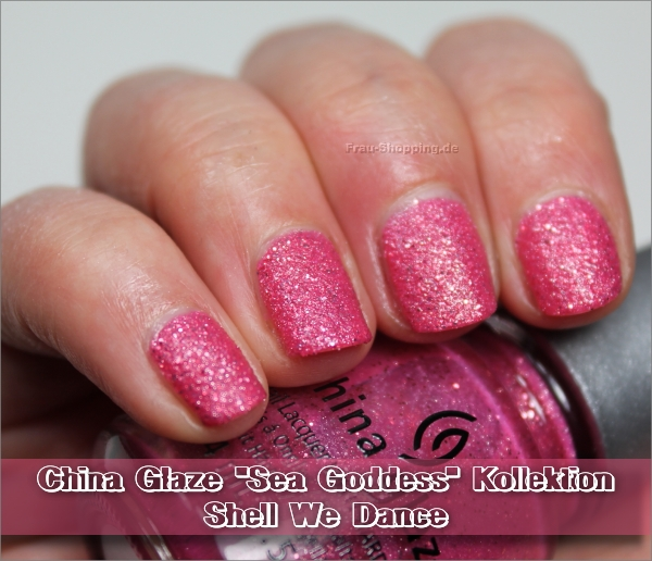 China Glaze Shell We Dance