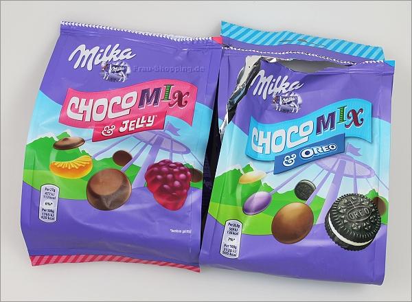 Mein Mallorca Einkauf - Milka Choco Mix
