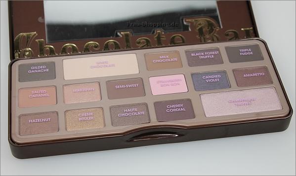 Mein Mallorca Einkauf - Too Faced Chocolate Palette