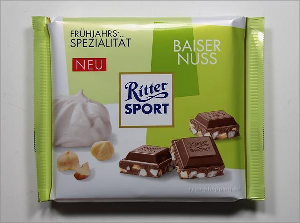 Ritter Sport Baiser Nuss