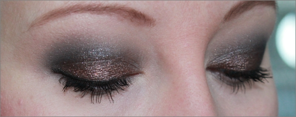 Make-up mit der Smashbox Full Exposure Palette