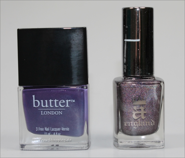 Butter London Marrow und A England Sleeping Palace