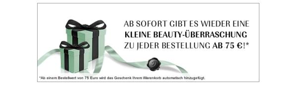 Gratis Geschenk zu jeder Bestellung ab 75 Euro auf douglas.de