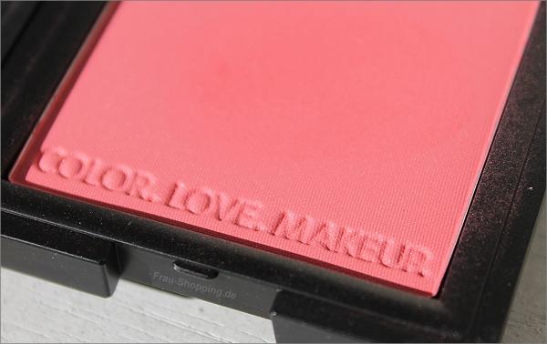 Color. Love. Makeup. Prägung bei den Die Zoeva Luxe Color Blush