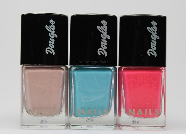 Douglas Absolute Summer Affair Nagellacke