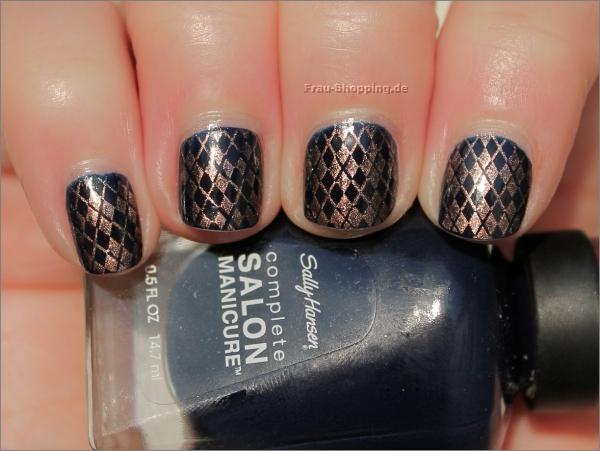 Sally Hansen Stamping