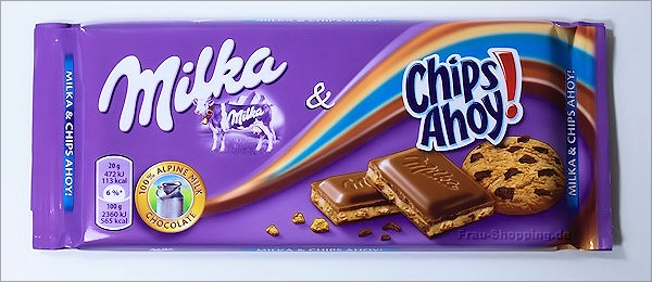 Milka & Chips Ahoy