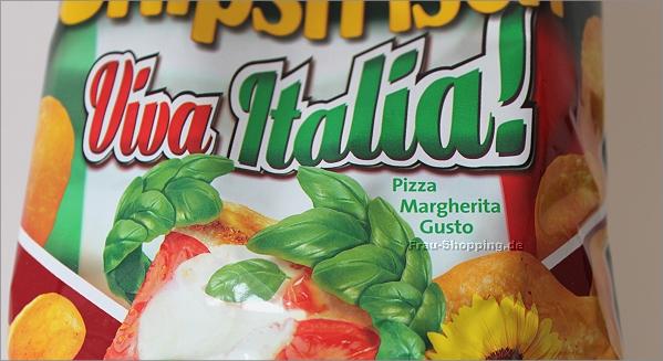 Chipsfrisch Chipswahl Italien