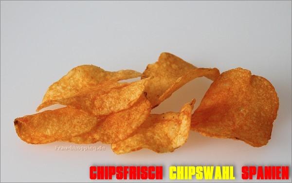 Chipsfrisch Chipswahl Olé España - Paprika Picante