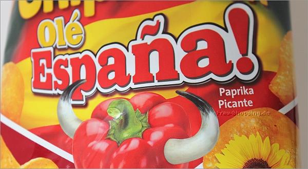 Chipsfrisch Chipswahl Olé Espana