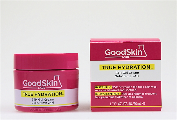 GoodSkin Labs True Hydration