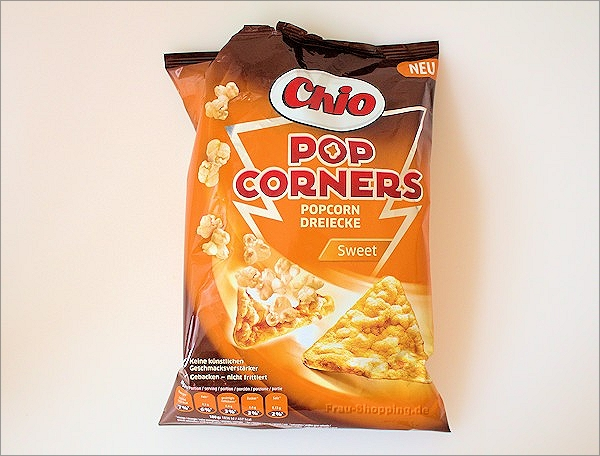 Chio Pop Corners Sweet
